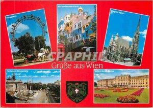 Postcard Modern Vienna