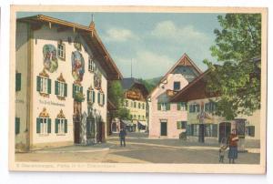 Germany Oberammergau Ettalerstrasse