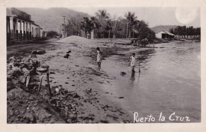 RP: Puerto la Cruz , Venezuela , 1947