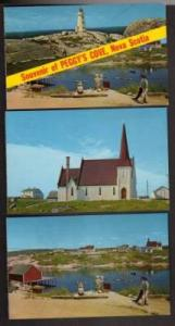 NS Lot 7 Peggy's Cove NOVA SCOTIA Canada POSTCARDS