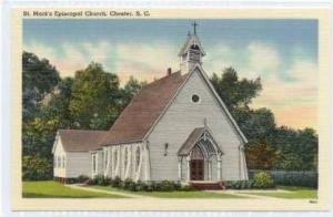 St Mark's Episcopal Church, Chester, South Carolina, 30-40s