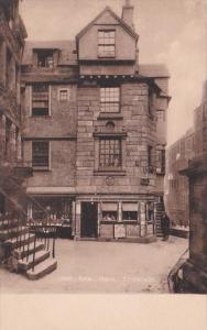 Scotland Edinburgh John Knox House