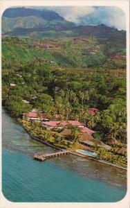 Tahiti Princess Pomare Residence At Hotel Tahiti 1971
