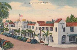 TARPON SPRINGS, Florida, 1930-1940s ; Howard Hotel