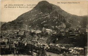 CPA Saint-Claude - Vue Generale et le Bayard - Jura (777025)