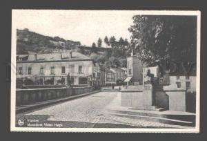 084339 LUXEMBOURG Vianden Monument Victor Hugo Vintage PC