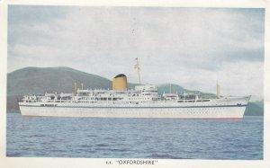 S.S. OXFORDSHIRE , 40-60s