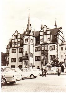 Germany - Rathaus - Saalfeld