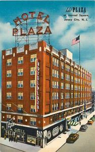 Hotel Plaza at Journal Square in Jersey City New Jersey NJ