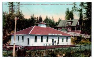 Early 1900s Fish Hatchery Brookdale Santa Cruz County, CA Postcard