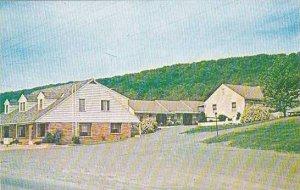 West Virginia Berkeley Springs Mountain State Motel