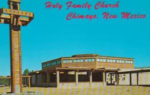 New Mexico Chimayo Holy Family Church