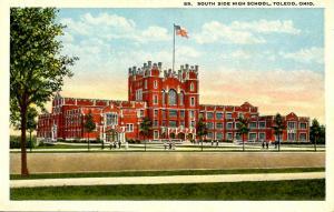 OH - Toledo. South Side High School