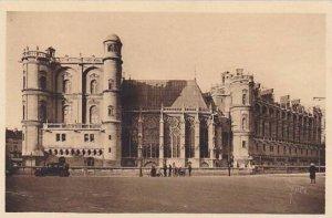 France St Germain en Laye Le Chateau et sa Chapelle