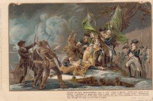 USA Revolutionary War ; Death of Montgomery , Quebec , Canada, PMC 1898