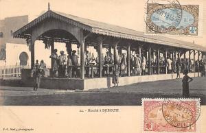 Djibouti Marche Market Commerce 1913