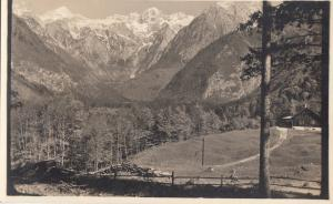 B78113 kamniski planine kraljevega Kraljevo  slovenia scan front/back image