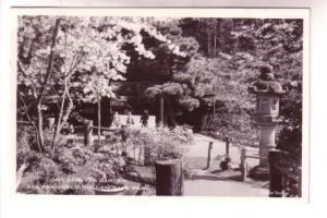 Real Photo Oriental Garden Gate San Fransico California, Moulin Studios, EKC