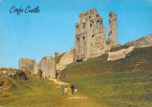 uk34479 corfe castle uk