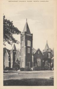 DUNN, North Carolina, 00-10s; Methodist Church