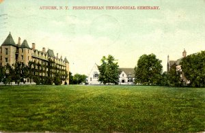 NY - Auburn. Presbyterian Theological Seminary