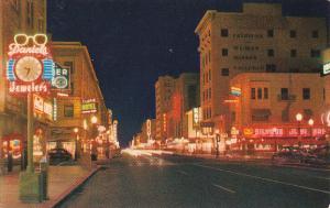 K Street Business Section Sacramento California