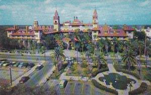 Florida Saint Augustine Hotel Ponce De Leon