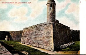 Florida St Augustine Fort Marion
