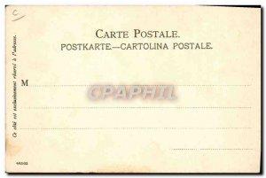 Old Postcard Fantasy Illustrator Menton