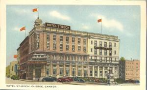 Hotel St Roch - Quebec QC, Quebec, Canada - Linen