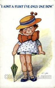 Artist- Will Fyffe Hat Hats, Pin, Pins, Postcard Postcards  Artist- Will Fyffe