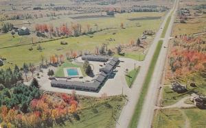 SHERBROOKE , Canada , 1950-60s ; Alouette Motel