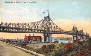 12337   New York City  1909  Queensboro Bridge