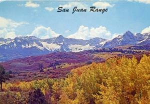 CO - San Juan Range