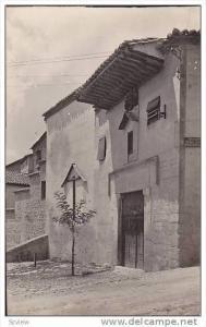 RP, San Juan De La Penitencia, Toledo (Castilla La Mancha), Spain, 1920-1940s