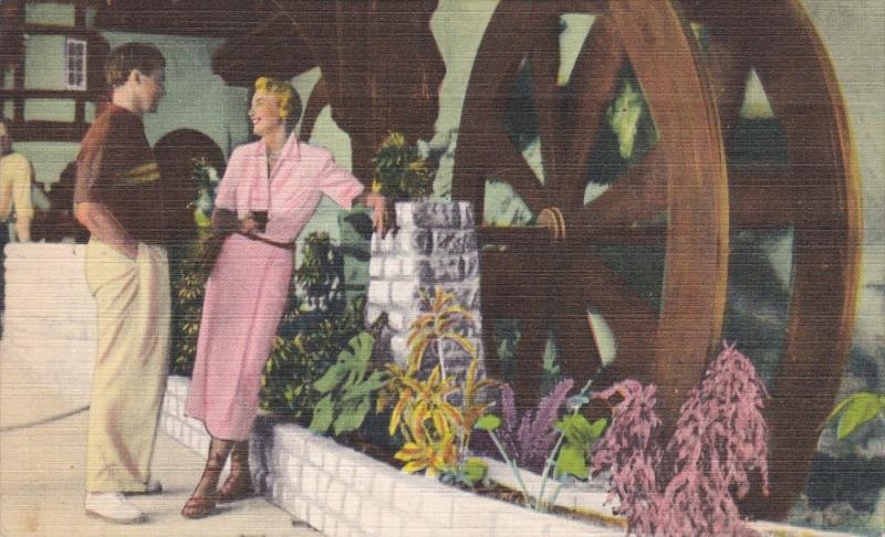 BAHAMAS, PU-1950; The Water Wheel, Pig 'n Whistle Bar