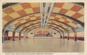 Green Bay , WISCONSIN , 30-40s; Dance Floor , Riverside Ballroom