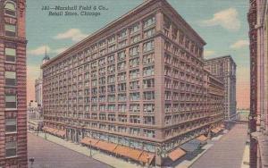 Illinois Chicago Marshall Field & Company Retail Store 1945