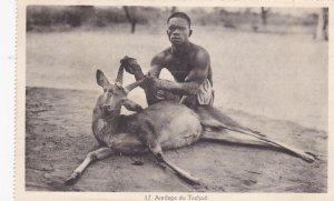 Antilope Du Techad, Central African Republic,10-30s