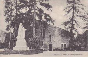 France Domremy Maison natale de Jeanne d'Arc