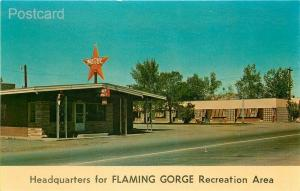 WY, Green River, Wyoming, Star Motel, US HWY 30, Interstate 80, Dexter Press