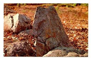 NH - North Salem. America's Stonehenge, The Bert Stone