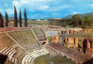 Grand Theatre - Pompei