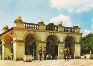 Poland Warsaw Grob Nieznanego Zolnierza