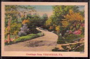 PA Vernfield Greetings From NYCE Manufacturing