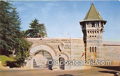 California State Prison Folsom, California Prison Postcard Post Card Folsom, ...