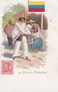 La Poste au Venezuela , 1902