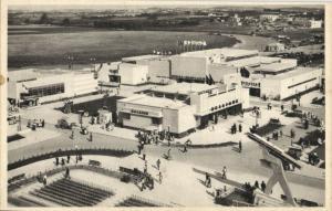 israel, TEL-AVIV, The Levant Fair, Yarid HaMizrach (1930s) Judaica Postcard