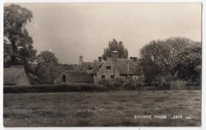 Northamptonshire; Sulgrave Manor RP PPC, Unposted, Plain Back, No v2878
