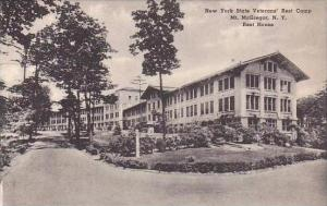 New York Mount Mcgregor New York State Veterans Rest Camp Rest House Albertype